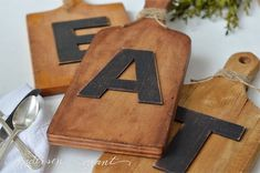 Love this Pottery Barn inspired wall art!