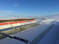 TT Assen #snow