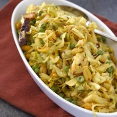 If turmeric is the mother of all herbs, cabbage is the mother of all vegetables.