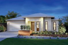 Award winning new home builder in Melbourne, Victoria and Brisbane, Queensland.Build your dream home with More Thought Built In Home Builders Melbourne, New Home Builders, Indoor Outdoor, Outdoor Living, Outdoor Decor, Outdoor Ideas, Facade House, House Facades, Porter Davis