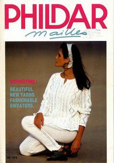 Vintage Phildar Mailles Springtime Fashions 24 by ladydiamond46