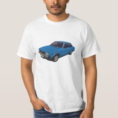 Shop Toyota Corolla DX blue t-shirt created by knappidesign. Corolla Dx, Toyota Corolla, Import Cars, Fitness Models, Unisex, Casual, Sleeves, Mens Tops, Cotton