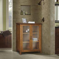 @Overstock   Store And Display Items With This Elegant Double Door Floor  Cabinet In