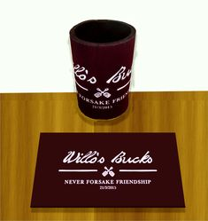 Stubby Holders printed by Tekneek Print and Design.