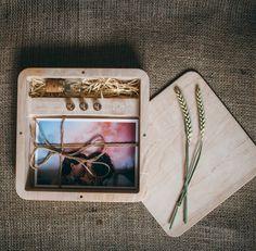 Fotobox für Fotos 13*19cm und für USB-Stick