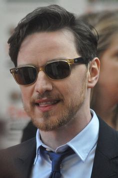 James McAvoy at the Jameson Empire Awards in March 2012.