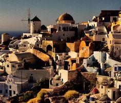 Oia. Greece.
