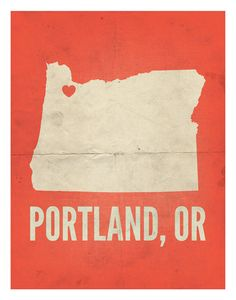 No matter where we go, my heart stays in Portland. If you've ever lived here, I'm betting yours does too <3 #MyHometownPins