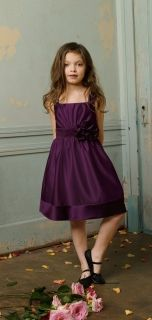 Seahorse Style 43255 Flower Girl Dress in Concord