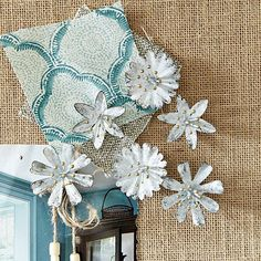 Floral Bloom Magnets & Pushpins