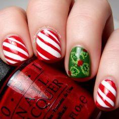 christmas by spellbound_nails #nail #nails #nailart