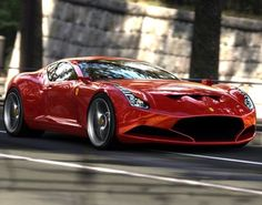 Exotic car (gallery) or Eye Candy for men.