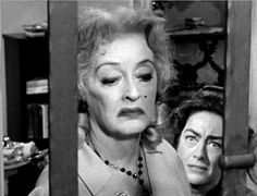 Bette Davis and Joan Crawford in What Ever Happened To Baby Jane (1962)