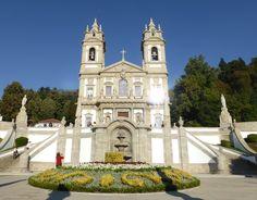 Church of Bom Jesus do Monte