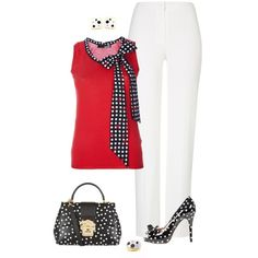 Sin título #1705 by marisol-menahem on Polyvore featuring polyvore, fashion, style, Love Moschino, ESCADA, RED Valentino, Dolce&Gabbana and clothing