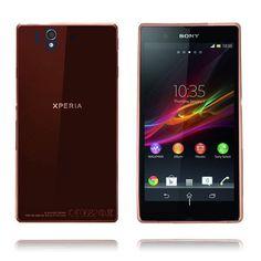 UltraSkin (Oransje) Sony Xperia Z Deksel