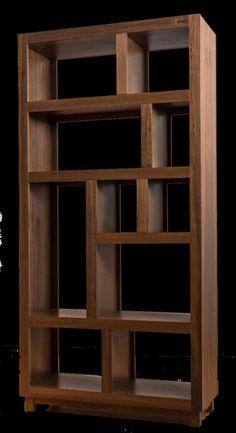 Cool Bookshelves, Bookshelf Design, Home Decor Hooks, Cute Home Decor, Room Deviders, Bed Cover Design, Room Divider Bookcase, Room Partition Designs, Elegant Dining Room