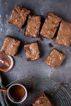 Schoko-Brownies: Ein Grundrezept und Schokoglück pur!
