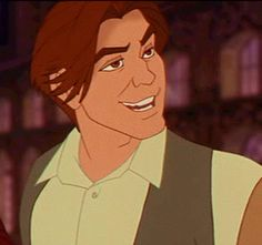 """Dimitri, probably one of the very first """"Flynn's"""" with the movie released back in Anastasia was written off as a """"disney knockoff"""" when really it . Anastasia Russia, Dimitri Anastasia, Disney Anastasia, Anastasia Broadway, Walt Disney, Disney Magic, Treasure Planet Jim, Journey To The Past, Cute Celebrity Couples"""