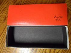 MARSHALL FIELD'S & CHRISTMAS  PURCHASE BOX With Gold  Logo Script #MARSHALLFIELDS