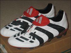 Adidas Predator Accelerator White (Del Piero)