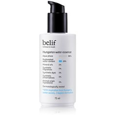 BELIF Hungarian Water Essence | This product provide cool sensation and  clings to the skin lightly without stickiness, prolonging suppleness and softness  | Korean Beauty Products | Recommended KBeauty Cosmetics for Dry Skin