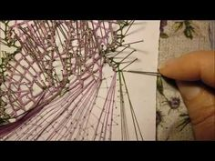 CURSO DE BOLILLOS 21 - YouTube Bobbin Lace, How To Dry Basil, Bobby Pins, Hair Accessories, Make It Yourself, Videos, Youtube, Blog, Lace