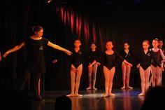 Clase pública de Danza - Teatro Quintanilla