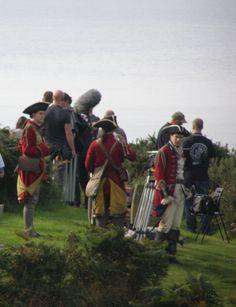 Outlander Season 3 – Behind The Scenes – With Lord John Grey