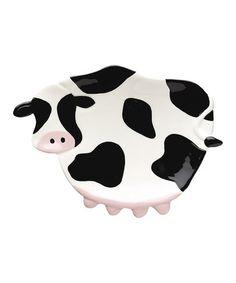 Love this Udderly Cows Spoon Rest on #zulily! #zulilyfinds