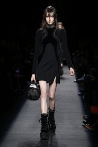 ALEXANDER WANG 2015-16 FW NY COLLECTION 005