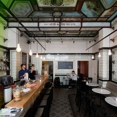 Café Fleischerei | Verborgenes Leipzig | Leipzig Tourismus und Marketing GmbH