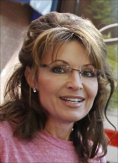 Sarah Palin i am told that I look like her often so I had to put her in her. But she did make it far in politics. So that is girl power!
