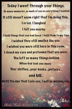 565 Best Mom And Dad In Heaven Images In 2019 Grief Thoughts