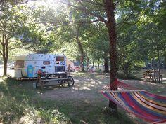 Kleine camping Dordogne