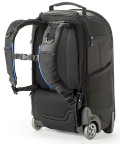 Think Tank have released new StreetWalker Rolling Photo Backpacks. Backpacks are great for carrying around your camera gear, but they get heavy.