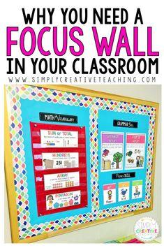Classroom Bulletin Boards, Kindergarten Classroom, Classroom Themes, Classroom Organization, Seasonal Classrooms, Montessori Elementary, Vocabulary Bulletin Boards, Kindergarten Focus Walls, Future Classroom