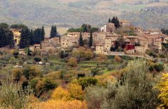 Greve in Chianti - A Typical Tuscan City | Italy Travel #Lifetherapy_HankyPanky