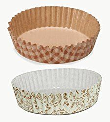 Welcome Home Brands Ruffled Baking Cups Brown Blossom Set of 30 >>> Learn more at the picture web link. (This is an affiliate link). Smoked Gouda Cheese, Ham And Cheese, Mamon Recipe, Breakfast Souffle, Frozen Pastry, Mini Tart Pans, Puff Pastry Dough, Cheese Wrap, Pastry Shells
