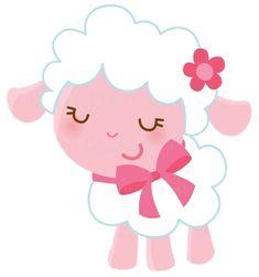 Cute Little Sheep Baby Sheep, Cute Sheep, Cute Images, Cute Pictures, Eid Stickers, Baby Animals, Cute Animals, Cute Clipart, Farm Birthday