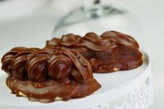 Parížske rožky Christmas Cookies, Nutella, Minis, Pudding, Recipes, Xmas Cookies, Christmas Crack, Custard Pudding, Food Recipes