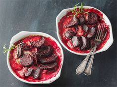 Finnish Recipes, Beetroot, Vegan Vegetarian, Side Dishes, Good Food, Food And Drink, Healthy Recipes, Healthy Food, Beef