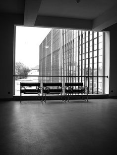 Dessau School interior 1