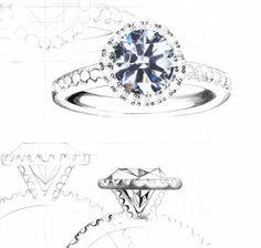De Beers Jewellery - The De Beers Design Ethos