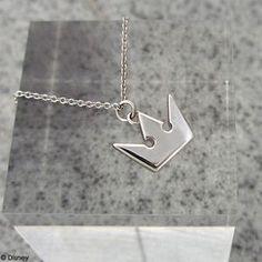 Kingdom Hearts - silver charm necklace (Sora) $7,000円