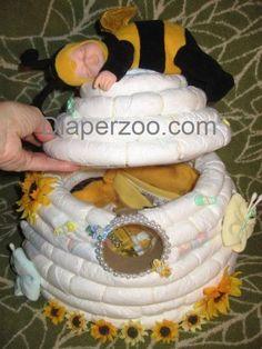 Diaper Beehive E-BOOK