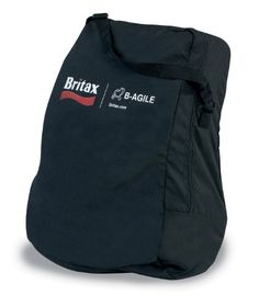 Britax B-Agile Stroller Travel Bag - http://www.discoverbaby.com/new-arrivals/baby-care-essentials/britax-b-agile-stroller-travel-bag-25/