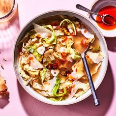 Melissa Clark's Brilliant Dinner for One Is a Brothy Bowl of Cabbage