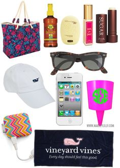 What's in my beach bag | Happy things | Pinterest | What s, Beach ...