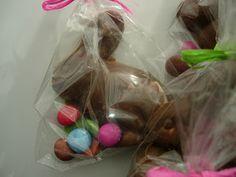 Boxoftrix: chocolate marshmallow bunnies